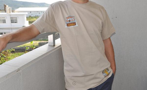 Draft House Studios Halvard T-Shirt front