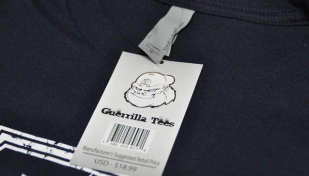 Guerilla Tees Gorilla