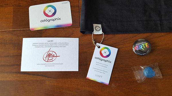 Cotographix Extras