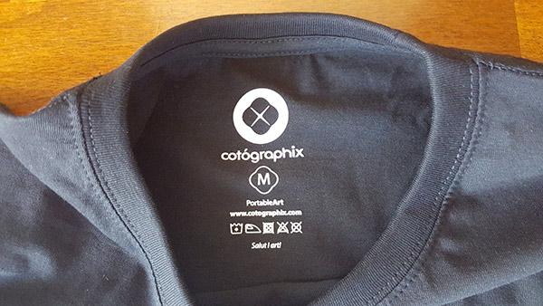 Cotographix Neck Tag