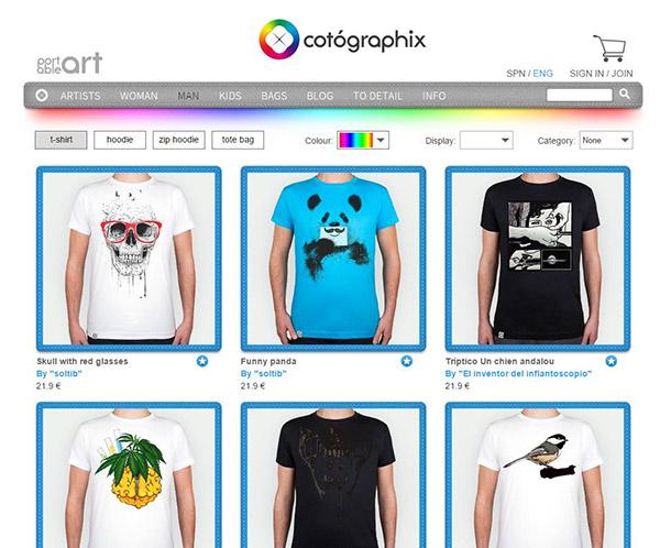 Cotographix Website