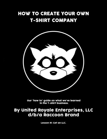 How to Create Your Own T-Shirt Company