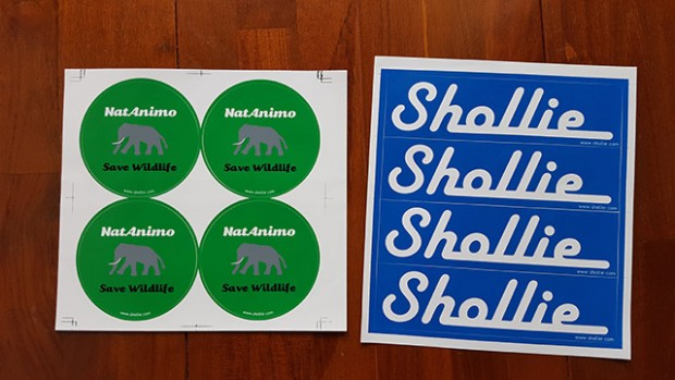 Shollie Sticker Sheets