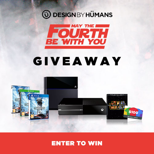May the 4th Giveaway