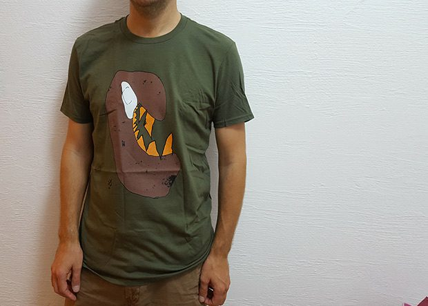 Angry Potato T-Shirt