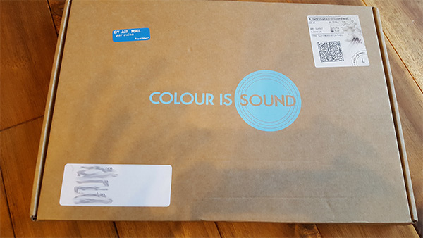 Colour is Sound Box