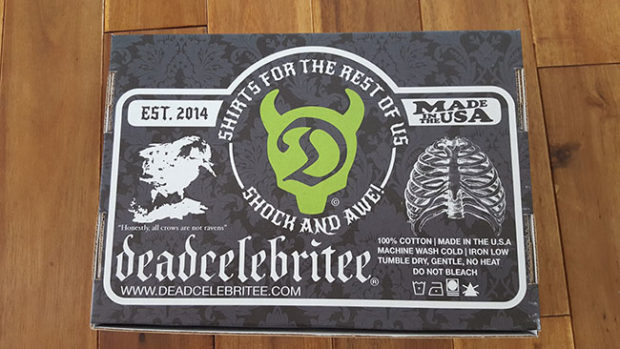 Deadcelebritee Box Bottom