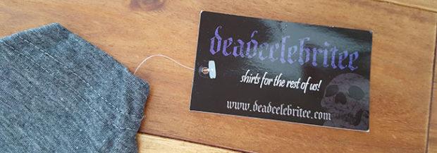 Deadcelebritee Hangtag Logo